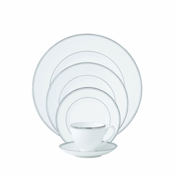Kilbarry Platinum 5-Piece Place Setting by Waterford - Special Order