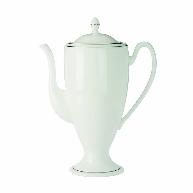 Kilbarry Platinum Beverage Pot By Waterford Special Order
