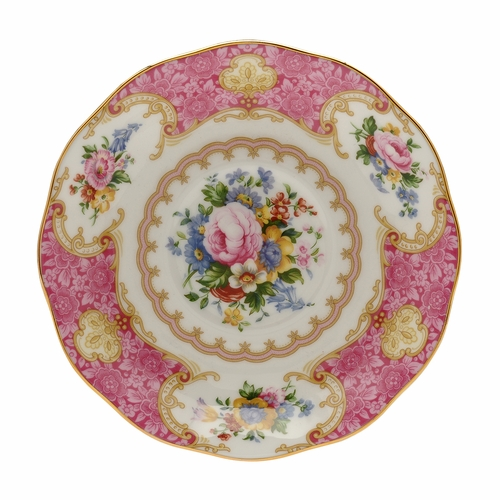 Lady Carlyle Bread & Butter Plate by Royal Albert - Special Order