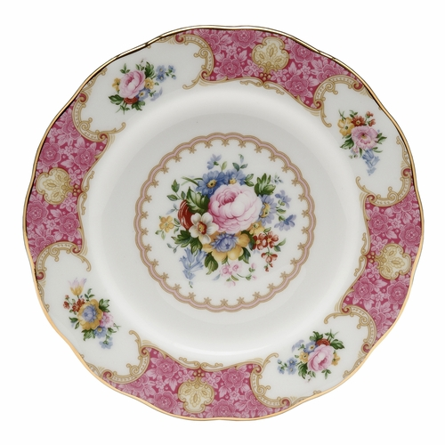 Lady Carlyle Salad Plate by Royal Albert - Special Order
