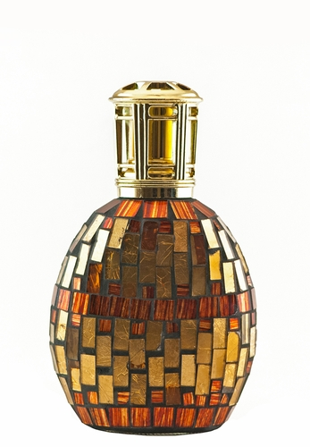 Lady in Gold Fragrance Lamp by Sophia's