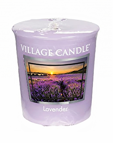 Lavender Votive by Village Candles