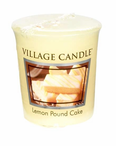 Lemon Pound Cake Votive by Village Candles