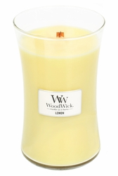 Lemon WoodWick Candle 22 oz. | Woodwick Candles 22 oz.