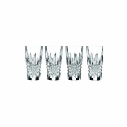 Lismore Diamond Shot Glasses Set of 4 by Waterford - Special Order
