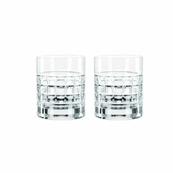 London Double Old Fashioned Pair by Waterford