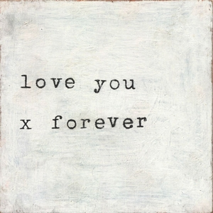 Love You X Art Print Collection by Sugarboo Designs