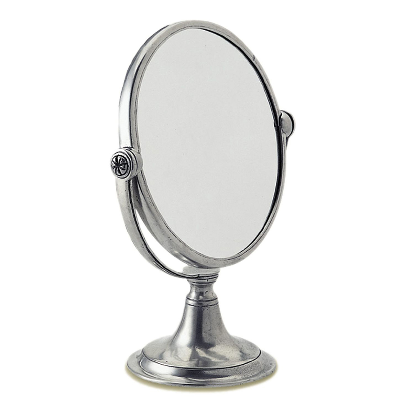 Matching Vanity Light And Mirror : Low Vanity Mirror by Match Pewter