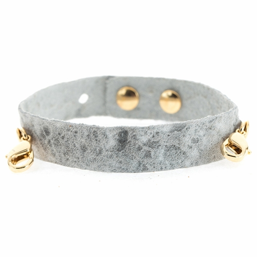 Luna Refined Cuff - Antique Gold  - Lenny & Eva