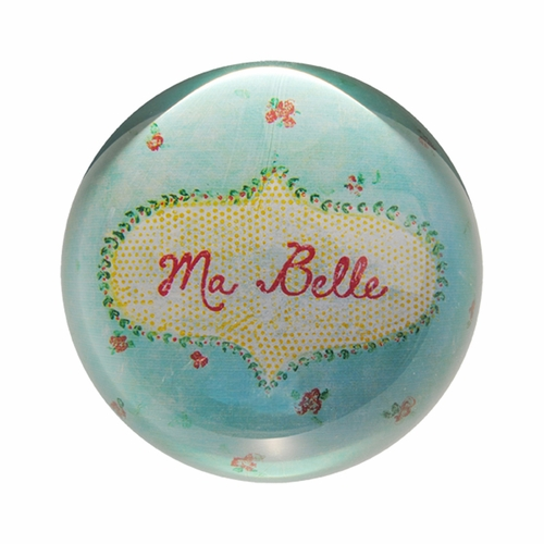 Ma Belle Paper Weight (Set of 2) by Sugarboo Designs