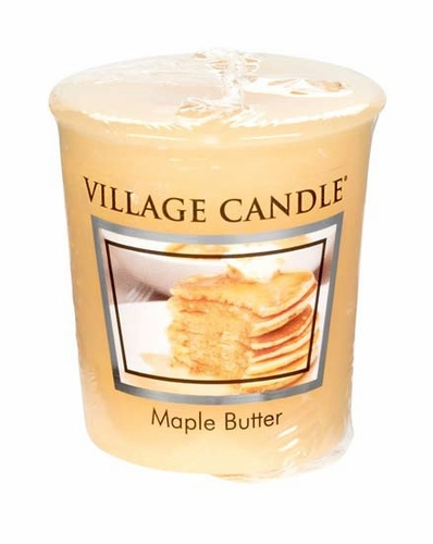 Maple Butter Votive by Village Candles
