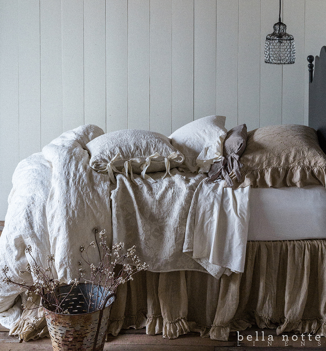 Marguerite Coverlet By Bella Notte