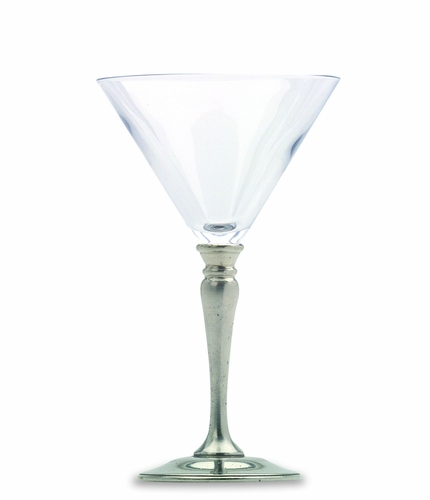 Martini Glass by Match Pewter