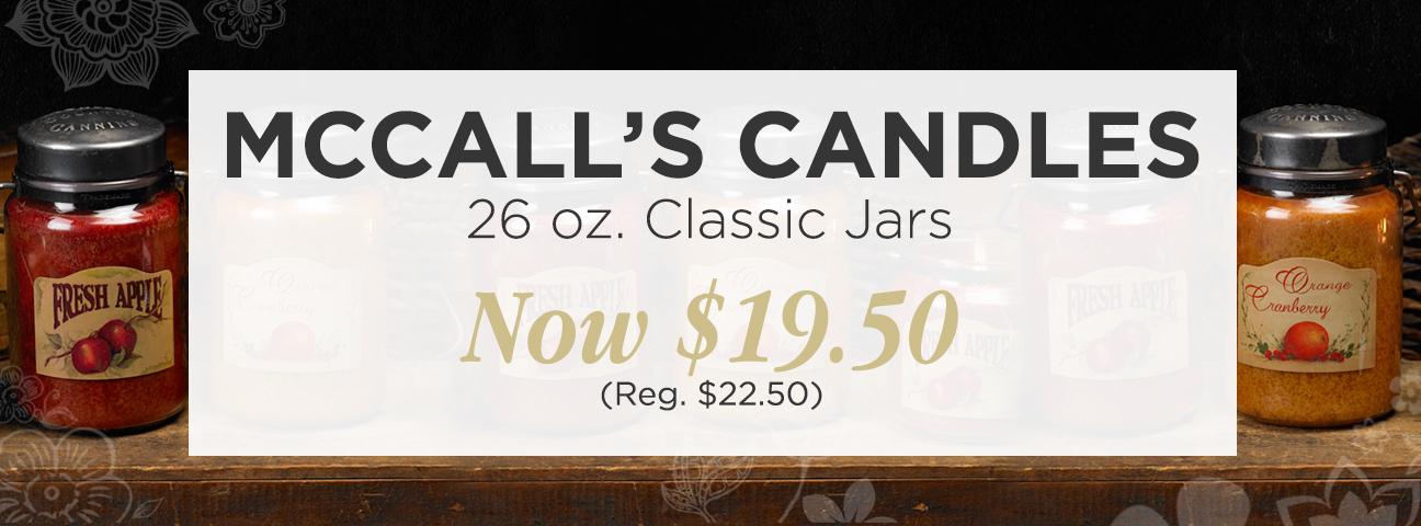 McCall's Candles