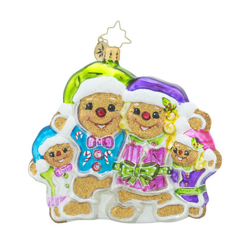 Meet The Sweets Ornament by Christopher Radko