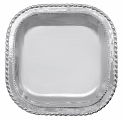 Meridian Square Platter by Mariposa
