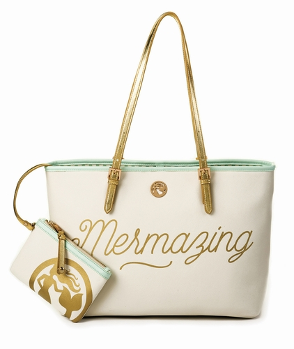 Mermazing Tote Set - Oh So Witty by Spartina 449