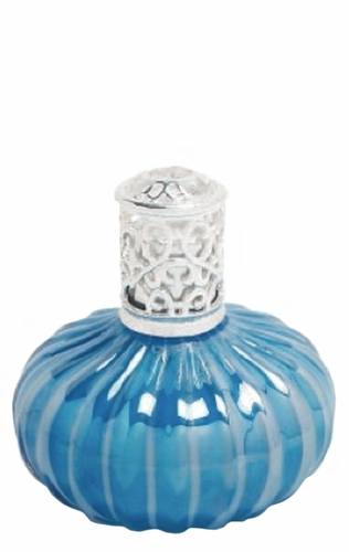 Mini Collection Blue Lily Fragrance Lamp by Alexandria's