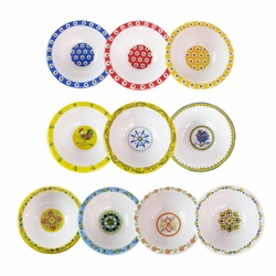 Mini Dipping Bowl Assortment 2 by Le Cadeaux