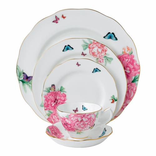 Miranda Kerr Friendship 5-Piece Place Setting by Royal Albert - Special Order