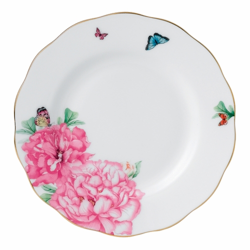 Miranda Kerr Friendship Bread & Butter Plate by Royal Albert - Special Order