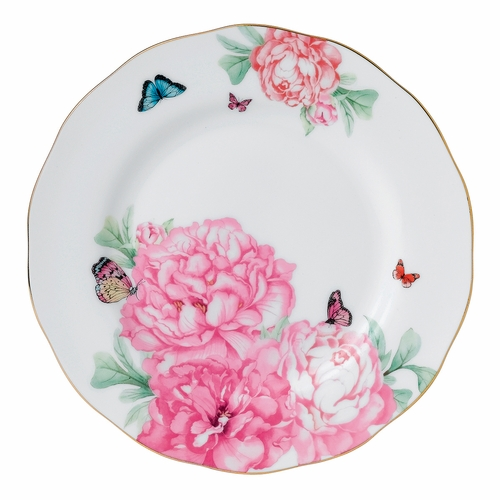 Miranda Kerr Friendship Salad Plate by Royal Albert - Special Order