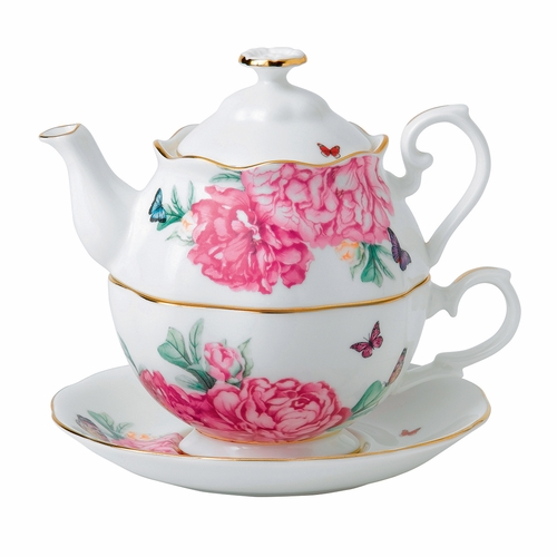 Miranda Kerr Friendship Tea For One by Royal Albert - Special Order