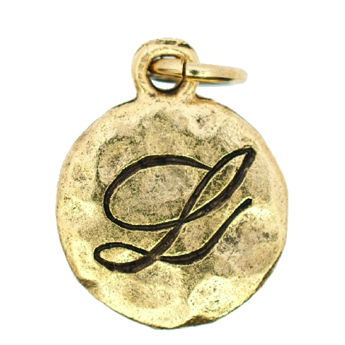 Monogram Collection Gold - L by Beaucoup Designs