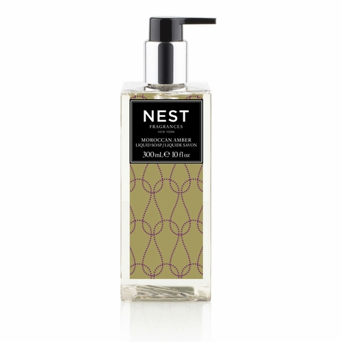Moroccan Amber 10 oz. Liquid Soap by NEST