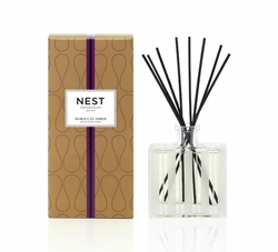 Moroccan Amber 5.9 oz. Reed Diffuser by NEST | Reed Diffusers by NEST