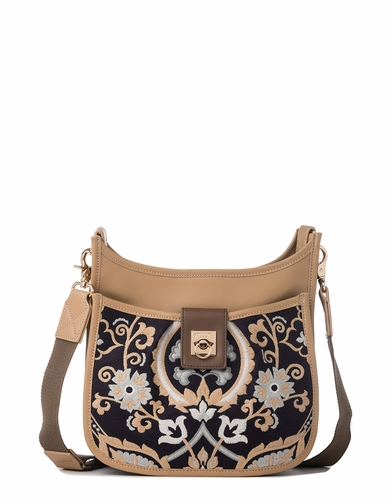 Mulberry Grove Messenger Crossbody by Spartina 449