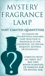 Mystery Fragrance Lamp - Large