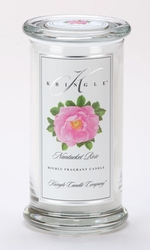 Nantucket Rose Large Apothecary Jar Kringle Candle | Large Apothecary Jar Kringle Candles