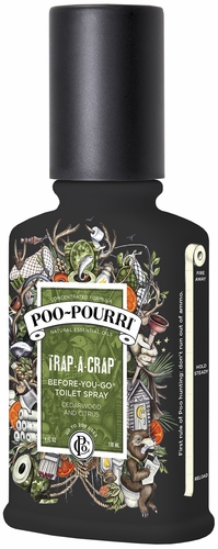 4 oz. Trap-a-crap Poo-Pourri Bathroom Spray