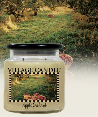 Apple Orchard 22 5 Oz Kitchen Collection Candle By