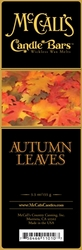 Autumn Leaves McCall's Candle Bar | Candle Bars by McCall's