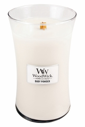 Baby Powder WoodWick Candle 22 oz. | Woodwick Candles 22 oz.
