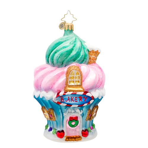 Christopher Radko Ornaments: Baked To Perfection Ornament By Christopher Radko