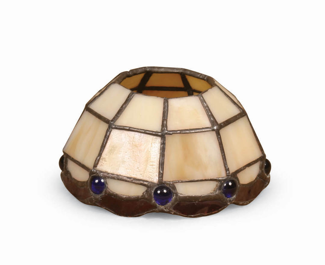 Beige aurora lamp shade by candle warmer aloadofball Images