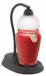Black Aurora Candle Warmer Lamp