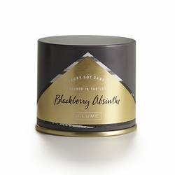 Blackberry Absinthe Vanity Tin Illume Candle