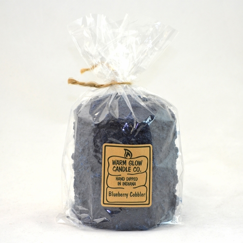 Blueberry Cobbler Hearth Candle by Warm Glow Candles