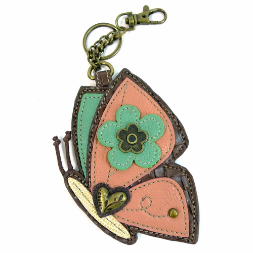 Butterfly Coin Purse/Key Fob