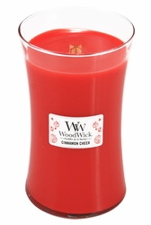 Cinnamon Cheer WoodWick Candle 22 oz. | Woodwick Candles 22 oz.