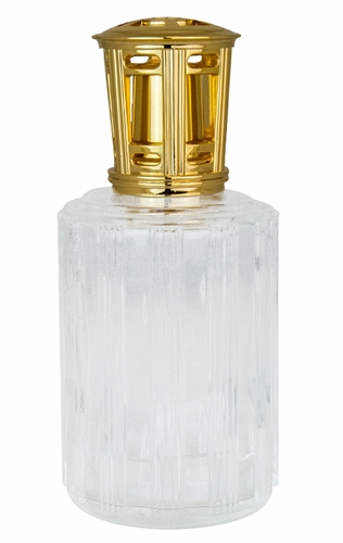 Clear Stripes Scentier Fragrance Lamp