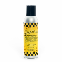 Creme Brulee 6 oz. Room Spray by Candleberry | 6 oz. Room Sprays by Candleberry