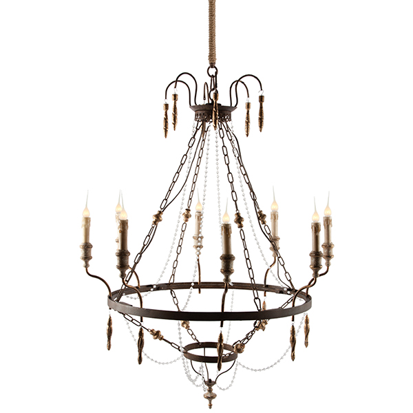 Danielle chandelier by aidan gray mozeypictures Image collections