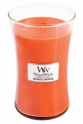 Dreamsicle Daydream WoodWick Candle 22 oz.   Woodwick Candles 22 oz.