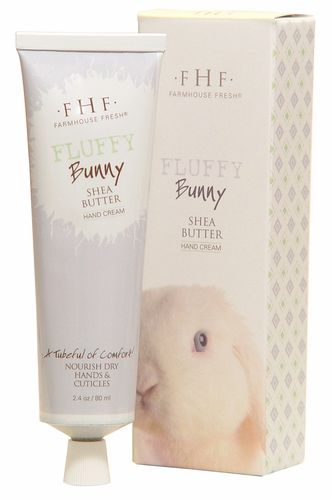 Fluffy Bunny Shea Butter Hand Cream 2.4 oz. by Farmhouse Fresh