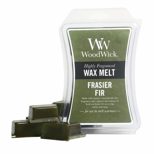 Frasier Fir WoodWick 3 oz. Hourglass Wax Melt